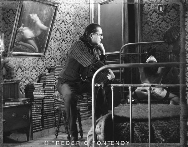 Oeuvre de Frédéric Fontenoy