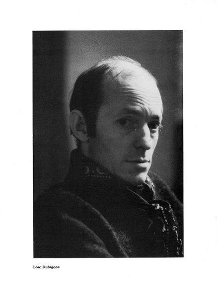 Loïc Dubigeon portrait